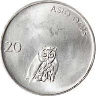 Monnaie, Slovénie, 20 Stotinov, 1993, SPL, Aluminium, KM:8 - Slovenia
