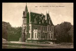 14 - VILLERS-SUR-MER - VILLA  LES PELOUSES - Villers Sur Mer
