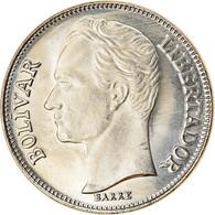 Monnaie, Venezuela, 2 Bolivares, 1989, SPL, Nickel Clad Steel, KM:43a.1 - Venezuela