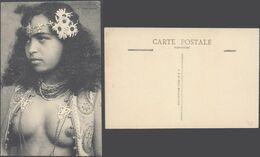 Carte Postale - Mauresque (n°4 , Collection Idéale P.S.) Femme Seins Nus / Neuve. - Marruecos
