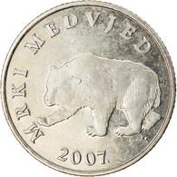 Monnaie, Croatie, 5 Kuna, 2007, SUP, Copper-Nickel-Zinc, KM:11 - Croazia