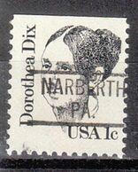 USA Precancel Vorausentwertung Preo, Locals Pennsylvania, Narberth 819 - Prematasellado
