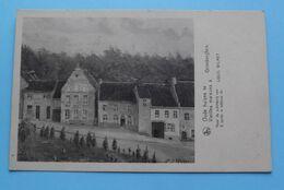 Oude Huizen Te Grimberghen Vieilles Maisons ( Naar SCHILDERIJ Van Louis Wilmet ) ( Rassaert-De Bondt ) Anno 19?? ! - Grimbergen