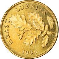 Monnaie, Croatie, 5 Lipa, 1999, SUP, Brass Plated Steel, KM:5 - Croazia