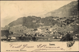 Cp Saanen Kanton Bern, Gesamtansicht - BE Berne