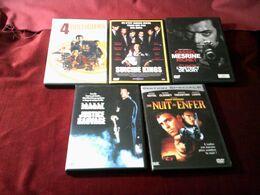 LOT DE 5 DVD   POUR 10 EUROS ( 10  ) - DVDs