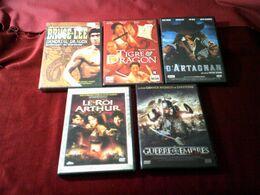 LOT DE 5 DVD   POUR 10 EUROS ( 80  ) - DVDs