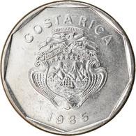 Monnaie, Costa Rica, 20 Colones, 1985, SPL, Stainless Steel, KM:216.2 - Costa Rica