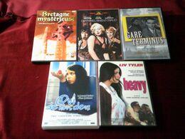 LOT DE 5 DVD   POUR 20 EUROS   ( Lot 27 ) - DVDs