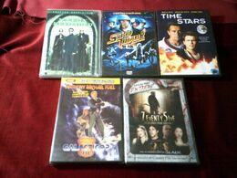 LOT DE 5 DVD   POUR 20 EUROS   ( Lot  17 ) - DVDs