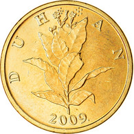 Monnaie, Croatie, 10 Lipa, 2009, SUP, Brass Plated Steel, KM:6 - Croazia