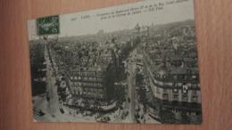 CPA - PARIS - 2956. Perspective Du Boulevard Henri IV Et De La Rue St Antoine Prise De La Colonne De Juillet..... - Viste Panoramiche, Panorama