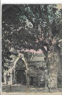 91,Essonne, MONTGERON-CROSNES, Entrée Du Moulin De Senlis, Scan Recto-Verso - Montgeron