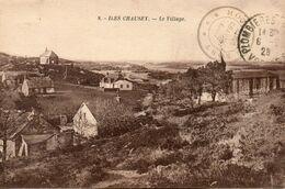 Iles  Chausey -  Le  Village. - Sonstige Gemeinden