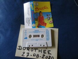 DOROTHEE K7 AUDIO VOIR PHOTO...ET LIRE IMPORTANT...  REGARDEZ LES AUTRES (PLUSIEURS) - Audio Tapes