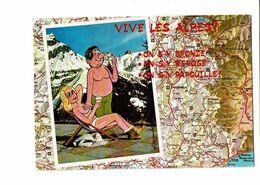 05 - HAUTES ALPES - Multivues, Illustrateur Alexandre  - 1784 - Other Municipalities