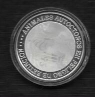 MEDALLA DE PLATA. AÑO 1994. II SERIE IBEROAMERICANA. - Central America