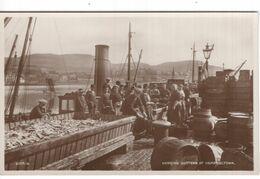 Great Britain - Scotland - Campbeltown - Herring Gutters - Photocard Fotokaart - 1915 - Sin Clasificación
