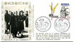 Thème Général De Gaulle - BT SURESNES - 8 Mai 1985 - Hommage Aux Héros Et Martyrs De La France Combattante - Y 438 - De Gaulle (Generaal)