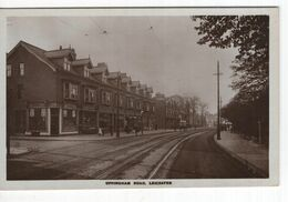 Great Britain - Leicester - Uppingham Road - Chandler Family Crocer - Store -  1920 - Reino Unido