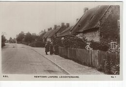 Great Britain - Leicestershire - Newtown Linford - 1925 - Reino Unido