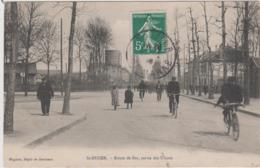 HAUTE MARNE  - SAINT DIZIER - Route De Bar, Sortie Des Usines - Saint Dizier