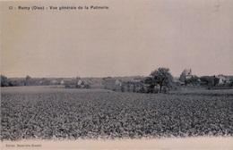 60 - REMY / VUE GENERALE DE LA PATINERIE - Sonstige Gemeinden