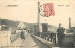 30 , LA GRAND'COMBE , Pont De La Frugere , * 432 09 - La Grand-Combe