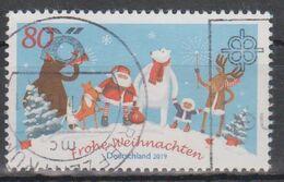 Deutschland 2019. Weihnachten, Mi 3504 Gebraucht - [7] République Fédérale
