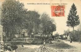 52 , VARENNES-SUR-AMANCE , La Louviere , Le Chateau , * 438 06 - Otros Municipios