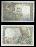 10 FRANCS MINEUR . 30 . 10 . 1947 . - 1871-1952 Antichi Franchi Circolanti Nel XX Secolo