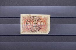 BRÉSIL - Oblitération De Salinas En 1915 Sur Taxes Sur Fragment - L 70335 - Oblitérés