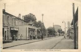 95 , ARGENTEUIL VAL NOTRE DAME , Avenue Jean Jaures , * 439 79 - Argenteuil