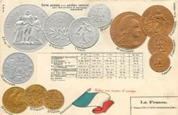 Représentation De Monnaies Avec Pavillon National , FRANCE , * 441 78 - Monedas (representaciones)