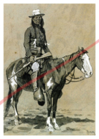 Postcard | REPRODUCTION | Painting By Frederic Remington 1861-1909 | Native Americans, Indians - Indiani Dell'America Del Nord