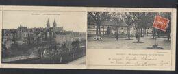 Frankreich France Carte Militaire 109e Reg D'Infanterie 1913 - Marcofilie (Brieven)