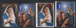 Australien 2013 - Mi-Nr. 4042-4045 ** - MNH - Weihnachten / X-mas - 2010-... Elizabeth II