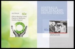 Australien 2012 - Mi-Nr. Block 164 ** - MNH - Olivia Newton-John / ANZUS - 2010-... Elizabeth II