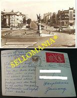 POSTCARD DEVONSHIRE PALACE EASTBOURNE EAST SUSSEX 1957 ENGLAND INGLATERRA POSTAL CC04297 UK - Non Classificati