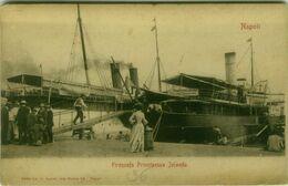 NAPOLI - PIROSCAFO PRINCIPESSA JOLANDA - EDIZIONE C. COTINI - 1900s ( 4989) - Napoli (Napels)