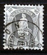 """Mi Nr 77C - """"gest./obl."""" - Cote 180,00 € - (ref. 2589) - Used Stamps"""