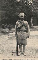 CPA THEME : GUERRE DE 1914 / 1918 / INFANTERIE INDIGENE / UN SOUS OFFICIER INDIEN - War 1914-18