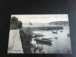 5111 - LE CONQUET La Jetée Et L'Entrée Du Port - France