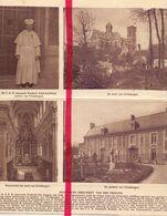 Orig. Knipsel Coupure Tijdschrift Magazine - Grimbergen - Jubileum Pastoor Kanunnik Van Noppen - 1922 - Oude Documenten