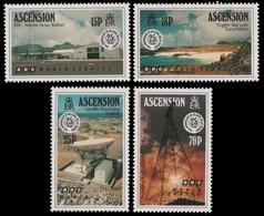 Ascension 1991 - Mi-Nr. 550-553 ** - MNH - BBC - Ascension