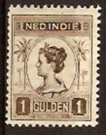 Nederlands Indie 1913 NVPH Nr 132 Postfris/MNH Koningin Wilhelmina - Netherlands Indies