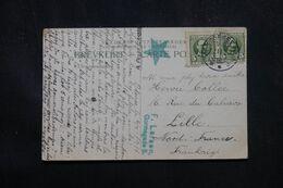 DANEMARK - Affranchissement De Odense Sur Carte Postale écrite En Espéranto Pour La France En 1911 - L 70400 - Briefe U. Dokumente