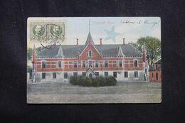 DANEMARK - Affranchissement De Odense Sur Carte Postale écrite En Espéranto Pour La France En 1911 - L 70401 - Briefe U. Dokumente