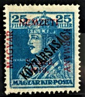 HUNGARY 1919 - MLH - Sc# 11N29 - 25f - Ongebruikt