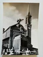 10 - CARTOLINA  INVERUNO MONUMENTO E CHIESA PARROCCHIALE - Italy